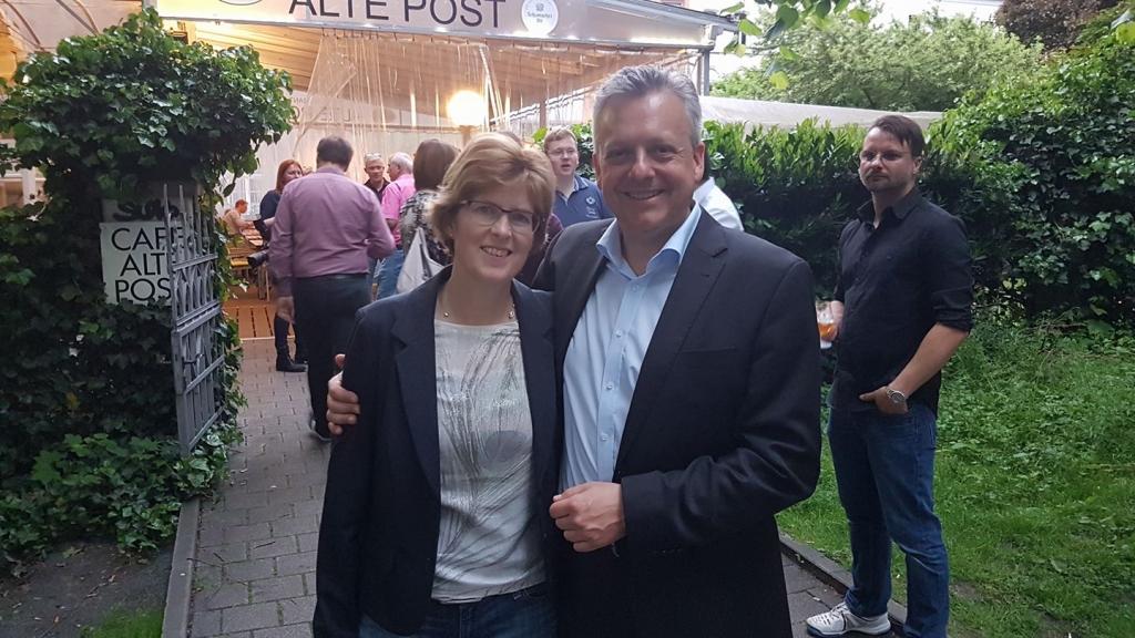 Arno und Andrea Jansen