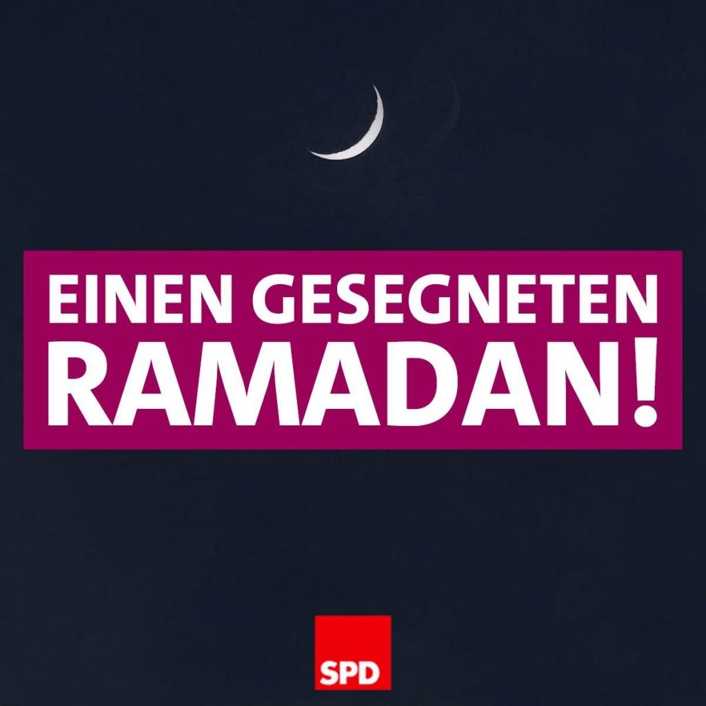 Einen gesegneten Ramadan