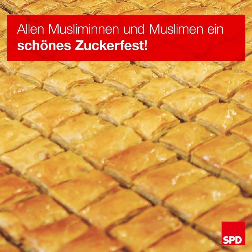 SPD Zuckerfest 2017