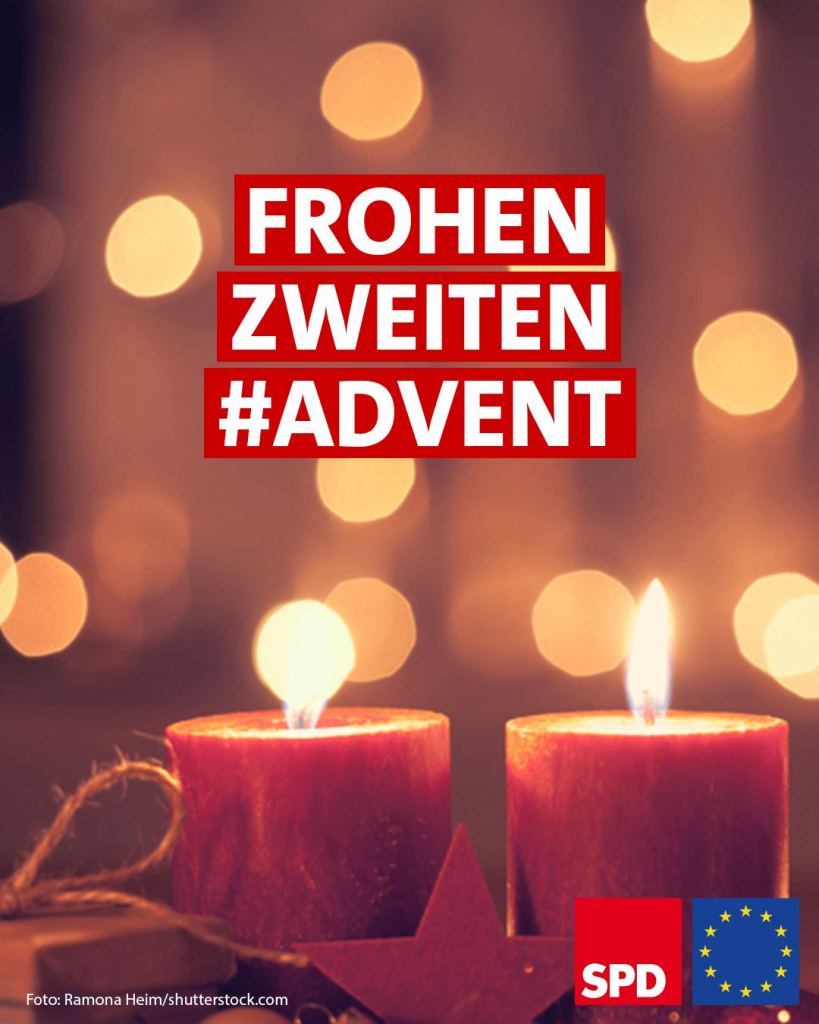Frohen 2. Advent