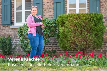 Tulpen in Rosellerheide-Neuenbaum mit Verena Kiechle