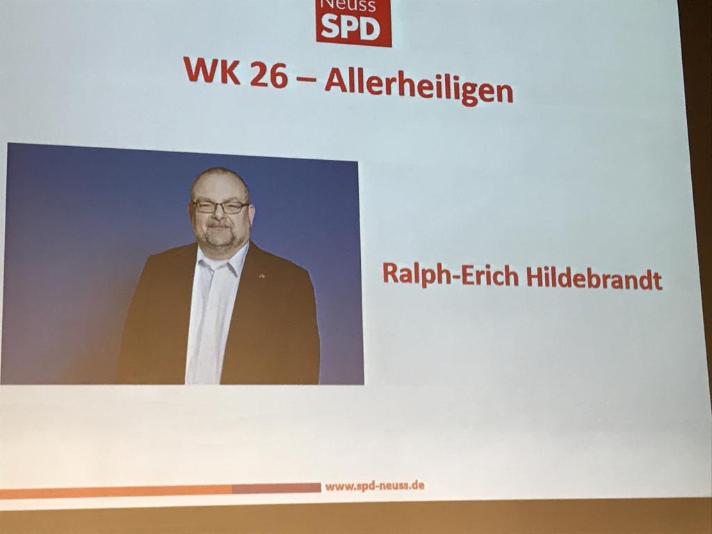 Ralph-Erich Hildebrandt